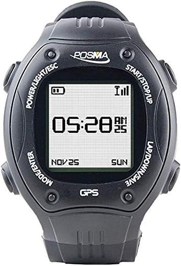 Posma W2 Reloj Deportivo para correr con navegación GPS, Antena de ...