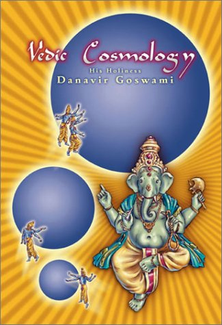 Download Vedic Cosmology pdf epub