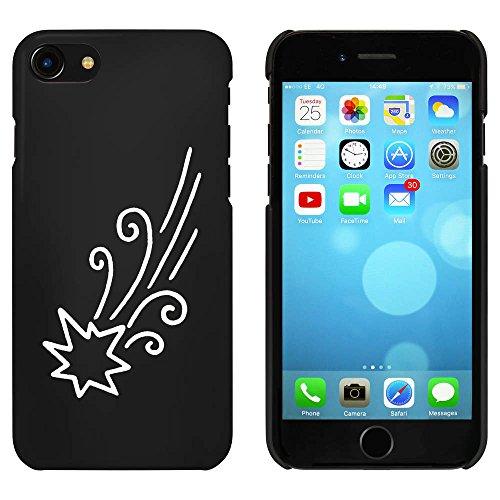 Noir 'Étoile Filante' étui / housse pour iPhone 7 (MC00081519)