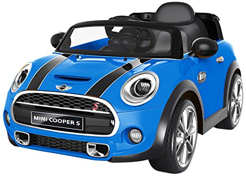 BMW Kinder Ride On Mini Cooper 6v Car