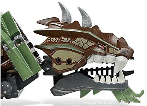 LEGO Ninjago 2509 Earth Dragon Defence
