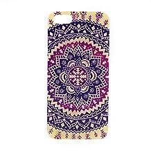 Coromose Million Spent Pattern Ethnic Tribal Hard Case For iPhone5/5S