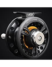 Metal Fly Fishing Reel Interchangeable Front-end Fishing Raft Wheel