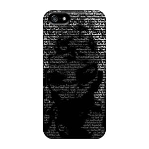 Shock Absorption Cell-phone Hard Cover For Iphone 5/5s With Unique Design Nice Linkin Park Image KevinCormack
