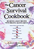 The Cancer Survival Cookbook, Donnah Weinofen and Christina Ma, 1565611292
