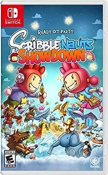 Amazon.com: Scribblenauts Showdown - Nintendo Switch: Whv