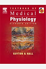 Textbook of Medical Physiology: With STUDENT CONSULT Online Access (Guyton Physiology) Hardcover