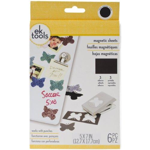 EK tools 55-32014 Magnetic Sheet Punch Material Pack]()