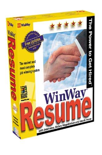 UPC 742739010478, Winway Resume 6.0