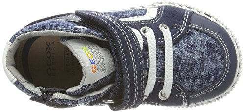 Zapatillas Pa Para B Geox navy Bebés Azul C4211 Kilwi white TBWnqWAwx