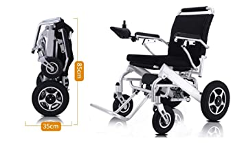 2019 New Majestic Buvan Remote Control Electric Wheelchairs Silla de Ruedas Electrica para Adultos FDA Approved