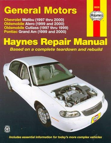 Haynes Publications, Inc. 38026 Repair Manual