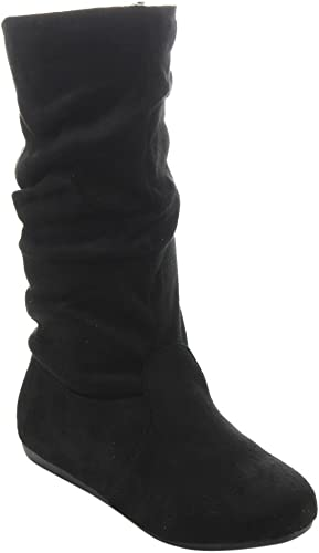 """BRAND NEW GIRL/'S WINTER BOOTS 9/"""" TALL SIZE 12-4"""