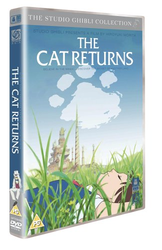 Watch The Cat Returns Online Streaming Free