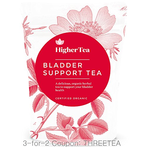 Bladder Support Tea 3 oz, By Higher Tea ()