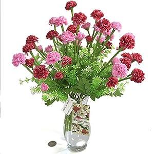 DALAMODA AY05001-(5 bouquets) 5 stems pompom flower 24