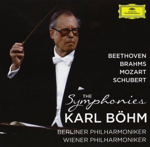 Price comparison product image Ludwig van Beethoven - Johannes Brahms - Wolgang Amadeus Mozart - Schubert The Symphonies