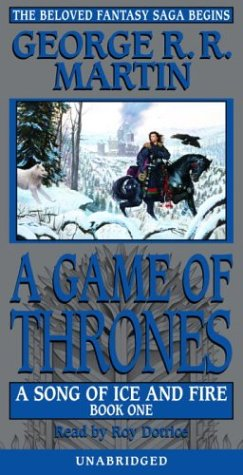 1: A Game of Thrones (A Song of Ice and Fire)