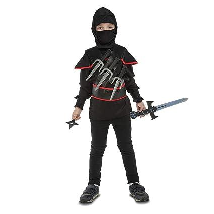 My Other Me Me-204148 Disfraz Yo quiero ser ninja, 5-7 años (Viving Costumes 204148