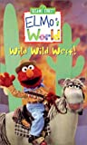 Elmos World - Wild Wild West [VHS]