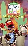 Elmo's World - Wild Wild West [VHS]