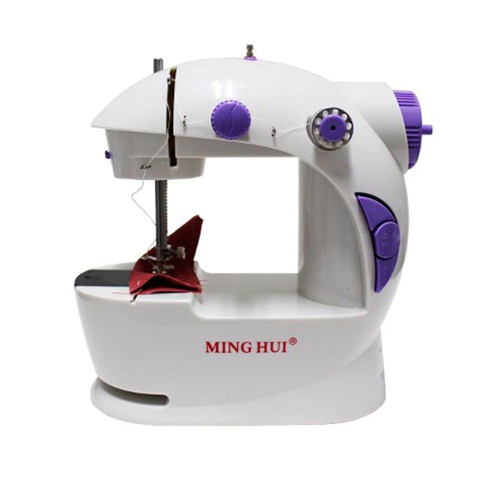 676142e8d Mini Maquina De Costura Manual 201  Amazon.com.br  Casa