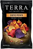 Terra Exotic Potato, Sea Salt, 5.5 Ounce (Pack of 12)