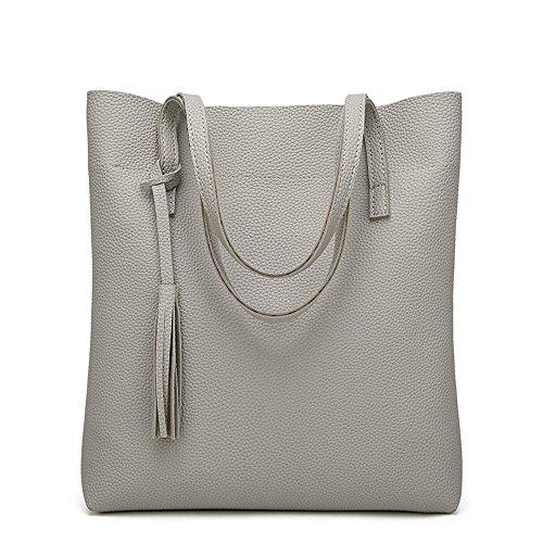 progettista grigi capelli Wiltson palla Borsa lussuose le per borse alta di tracolla donne borsa in scrub messenger qualità pelle donne p8BpRHUS