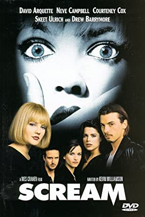 Amazon com: Scream: Neve Campbell, Courteney Cox, David
