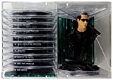 Matrix Revolutions, The / Martix, The / Matrix Reloaded,Tthe / Animatrix, The (BOX) (English audio)