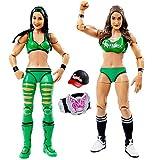 WWE Wrestling Series 38 Nikki & Brie Bella Twins 6'' Action Figure 2-Pack