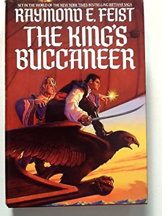 book cover of The King\'s Buccaneer