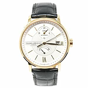 Baume & Mercier Classima automatic-self-wind male Watch MOAO8790 (Certified Pre-owned)