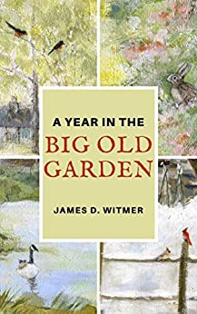 A Year in the Big Old Garden by [Witmer, James D.]