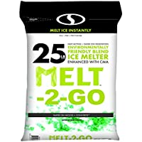 Snow Joe AZ-25-EB Melt-2-Go Nature + Pet Friendly CMA...