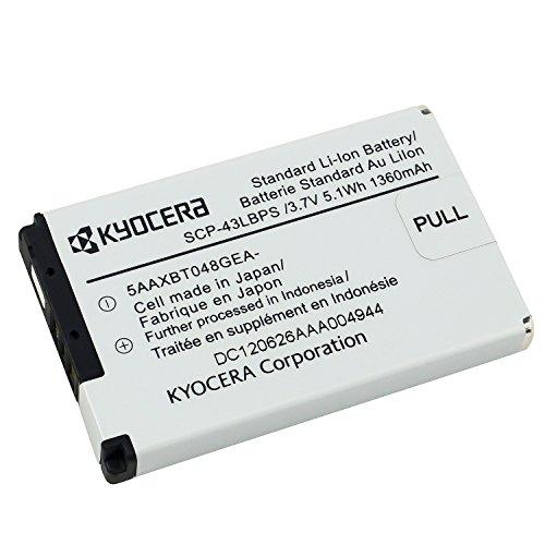 2 x Kyocera DuraXT E4277 Standard Battery SCP-43LBPS
