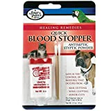 Four Paws Antiseptic Quick Blood Stopper Styptic Powder 0.5 oz