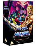 He-Man And The Masters Of The Universe: Volumes 4-6 [DVD]