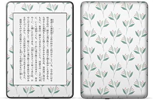 igsticker kindle paperwhite 第4世代 専用スキンシール キンドル ペーパーホワイト タブレット 電子書籍 裏表2枚セット カバー 保護 フィルム ステッカー 050229