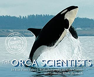 Book Cover: The Orca Scientists