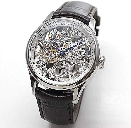 [アエロ]AERO スケルトン 手巻き式 ユニタス 6497 腕時計 A50981AA01 [正規輸入品]