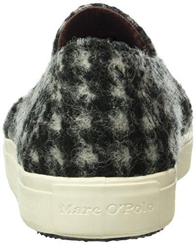 Baskets Mehrfarbig Marc 569 O'polo white Femme Sneaker Multicolore Basses black rEqYvwqRCx