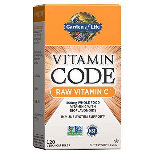 Garden of Life Organic Vegan Vitamin C