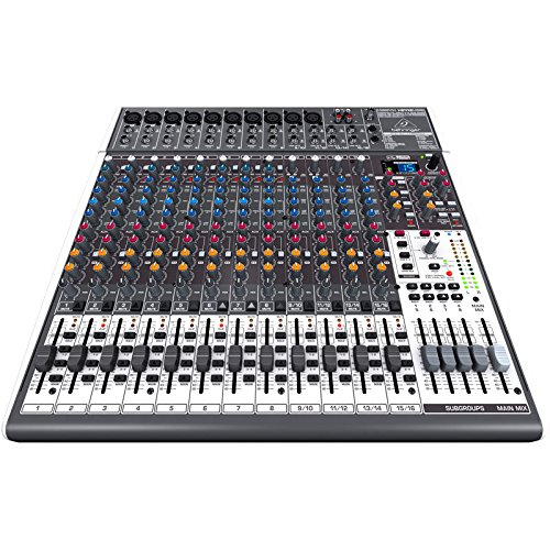 Behringer Xenyx X2442USB Premium 24-Input 4/2-Bus Mixer with USB/Audio Interface by Behringer (Image #8)