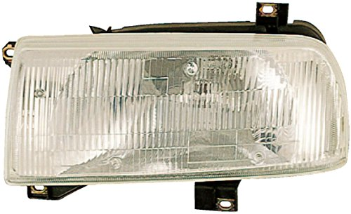 Dorman 1590714 Driver Side Headlight Assembly For Select Volkswagen Models