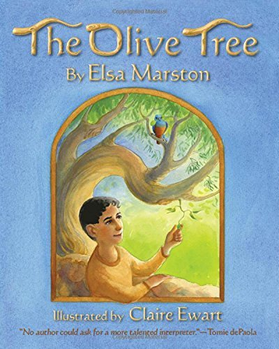 The Olive Tree by Elsa Marston (2014-11-01)