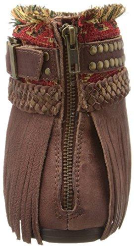 Naughty Monkey Women's Amiga Dress Sandal, Multi Multi