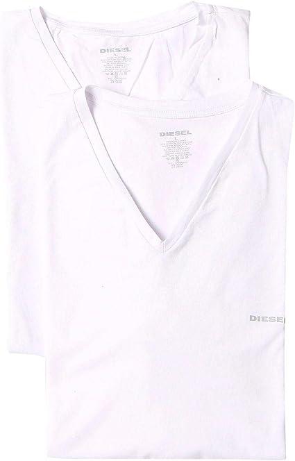 TALLA S. Diesel, Camiseta Manga Corta para Hombre.
