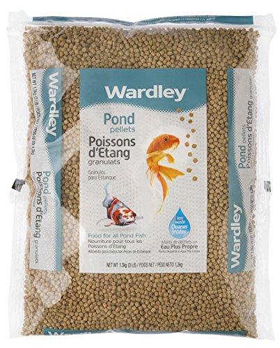 Wardley Pond Fish Food Pellets - 3lb
