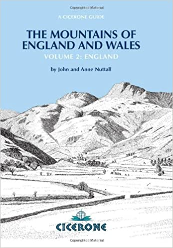 Mountains of England and Wales: Vol 2 England: England v. 2
